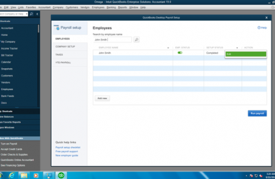 Just How To Pay Workers In QuickBooks 2020 Fundamental Pay-roll